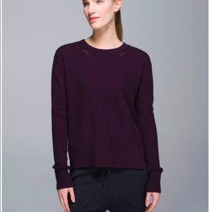 Lululemon Seva Sweater -NWOT